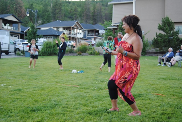 Dancin with Sista B